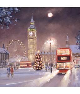 Capital at Christmas