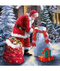 Santa's Friend