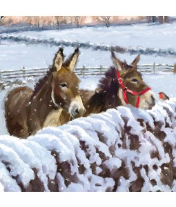 Charity Christmas Card - Companions