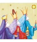 Christmas Card - Bearers of Gifts