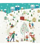 Charity Christmas Card - Winter Wonderland